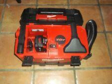 Milwaukee 0880-20 BlackRed Wet/Dry Vacuum Cleaner
