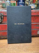 More details for bbc reception book rare item