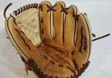 "Louisville Slugger Youth Baseball glove mitt TLS1052P RHT 10.5""  Tan Leather"