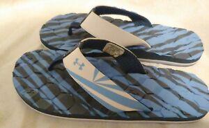 Euc Under Armour Boys Sandals 6y
