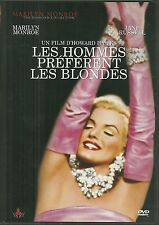 DVD - LES HOMMES PREFERENT LES BLONDES avec MARILYN MONROE, JANE RUSSELL