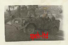 Original Foto /  großer Kübelwagen