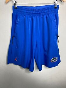 Rare NCAA Florida Gators CJ Mcwilliams player Issued Game Worn Shorts Jordan