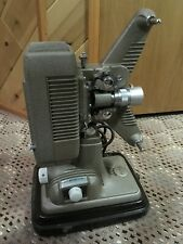Antique Revere 8mm Movie Projector - Model P-90 with Case - Works