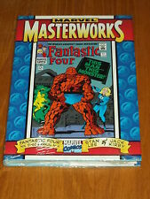 Marvel Masterworks Fantastic Four annuel de #51-60 #4 exemplaires reliés GN 0785107525