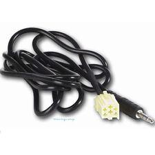 AUX-IN-Adapter ALFA ROMEO FIAT LANCIA Kabel iPod-iPhone-MP3-Handy-Adapter Radio