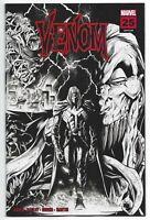 Venom #25 2020 3rd Print 1:25 Stegman Sketch Incentive Variant Marvel Comics