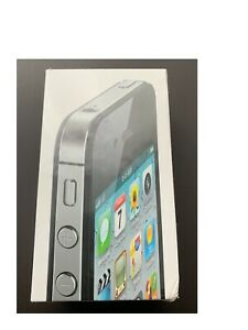 Brand New/Sealed - iPhone 4S Black 16GB - Factory Sealed