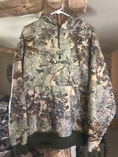 Kings Camo Hooded Sweatshirt New With Out Tags