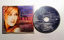 """CELINE DION """"My Heart Will Go On"""" (Dance Mixes) 5 Track Maxi-CD JAPAN 1998"""
