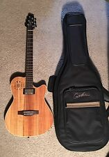 Godin Limited Edition A6 Ultra Electric Guitar Figured Koa