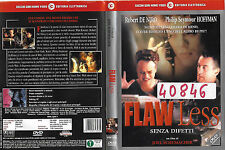 FLAWLESS - SENZA DIFETTI (1999) dvd ex noleggio