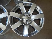 "2014 14 15 16 Jeep JK Wrangler Alloy Wheel Rim 18"" OEM USED 1TK93TRMAC POLISHED"