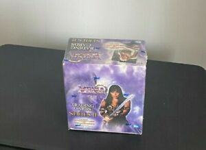 Topps Xena Warrior Princess TRADING CARDS Series 2 Factory Sealed Box