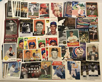 Baseball Card Lot Of 100 Hall Of Fame Legends Cy Young, Tom Seaver, Jim Palmer