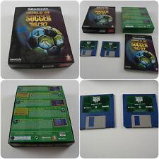 Sensible World of Soccer 96/97 un sensible SOFTWARE JEU AMIGA testé et de travail GC