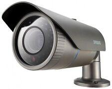 SAMSUNG SCO-2080 CCTV BULLET CAMERA 600TVL WEATHERPROOF VARIFOCAL LENS DAY/NIGHT