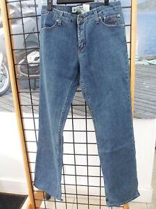 NOS Harley Davidson Womens Stretch Boot Cut Blue Jeans Pants 99113-11VT