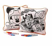 Disney Paw Patrol,Mickey,Minnie,Avengers 2 pack color me pillow plus 10 markers