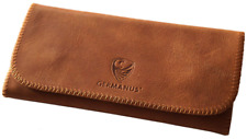 Germanus Tobacco Pouch From Genuine Leather - Made in EU Albrunus