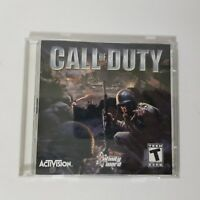 Call of Duty Original United Offensive PC Game 2 Disc 2003
