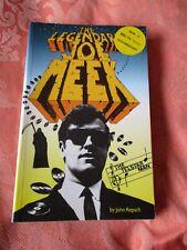 THE LEGENDARY JOE MEEK STORY by JOHN REPSCH 1989 1st EDITION PAPERBACK - TELSTAR