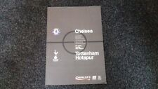 24/02/2008 Carling Cup Final Chelsea v Tottenham Hotspur IN SUPERB CONDITION.