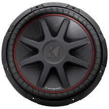 "New listing Kicker 43Cvr154 Compvr 1000 Watt 15"" 4-Ohm Dvc Car Stereo Subwoofer Sub Cvr15-4"