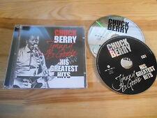 CD Rock Chuck Berry - Johnny B. Goode / Greatest Hits 2CD (28 Song) ZYX REC