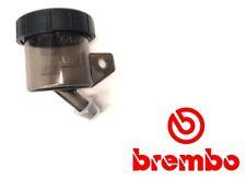 Vaschetta Liquido Freni Brembo 15cc ml uscita 45° attacco verticale fumè