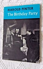 THE BIRTHDAY PARTY, BY HAROLD PINTER, VERY GOOD, FREE POST WITHIN AUSTRALIA