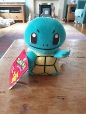 Pokemon Beanie – Squirtle – Hasbro 1999 – 58060/58046