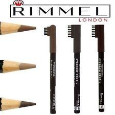 RIMMEL EYEBROW PENCIL DEFINER WITH BRUSH DARK BROWN, HAZEL, OR BLACK BROWN