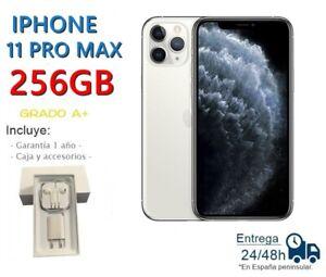 IPHONE 11 PRO MAX 256GB BLANCO REACONDICIONADO/ GRADO A+ / CAJA Y ACCESORIOS