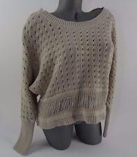 BCBG Sweater size XS boho