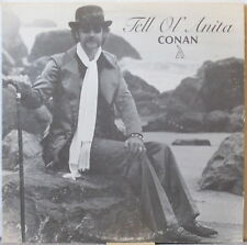 CONAN Tell Ol' Anita LP Rock/SSW – Private Press (Conan Dunham) Acid Archives