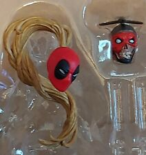 Marvel Legends action figure  6? Lady Deadpool Heads only