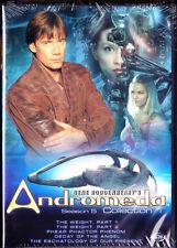 Andromeda - Season 5: Vol. 1 (DVD, 2005, 2-Disc Set) New