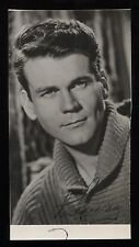 Don Murray Signed Vintage Photo Autographed AUTO Signature