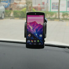 Universal Car Truck Rotating Windscreen Mount Holder For LG Google Mobile Phone