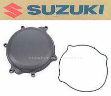 New Genuine Suzuki Clutch Access Right Engine Cover 00-01 DRZ400 DR-Z400 OEM#J44