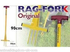 Rag Fork  Yellow Original Fork For Ragwort And Other Weeds