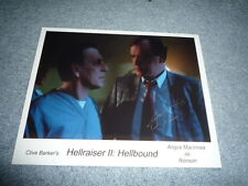 Angus MacInnes SIGNED AUTOGRAFO in persona 20x30 Hellraiser RONSON