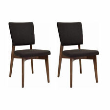 Oak Polyester Chairs