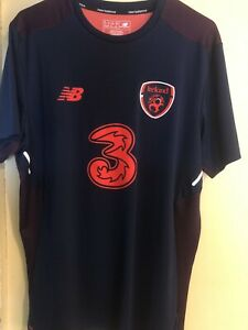 Ireland National Team Soccer Football Jersey New Balance XL