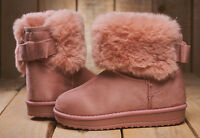 Snug girls shoes boots pink size 10 - 2