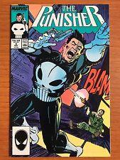 Punisher #4 (vol. 2) 1987 1st PRINT VF/NM Marvel TV NETFLIX Klaus 1st MICROCHIP