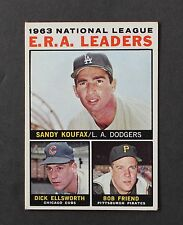 1964 Topps NL Era Leaders #1 EX/MT