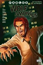 Fables - The Wolf Among Us (German) #1: the Wolf is about comic for the Video Game