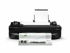 2nd User HP Designjet T120 With Stand A1 Large Format Printer